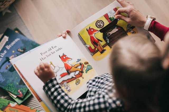 Why Reading Is Important For Children